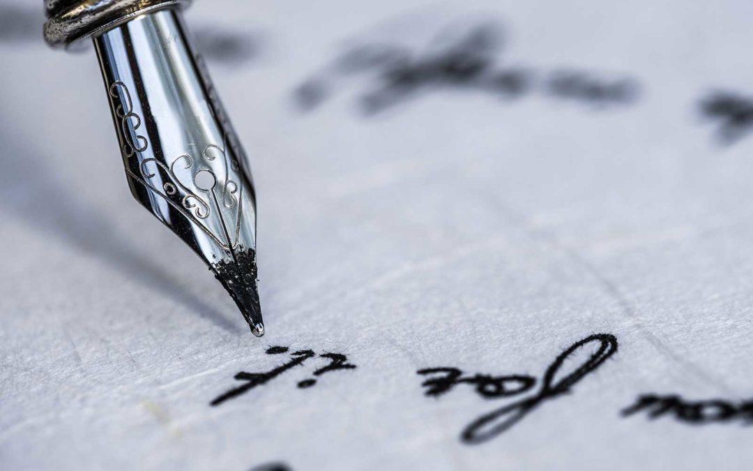Come funzionano le penne stilografiche?